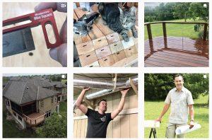 Fulton Fine Woodworks Instagram